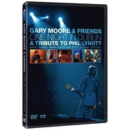 GARY MOORE & FRIENDS - ONE NIGHT IN DUBLIN, A TRIBUTE TO PHIL LYNOTT (DVD)