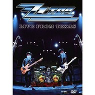 Eagle Vision,  ZZ TOP - LIVE FROM TEXAS (DVD)