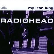 Parlophone,  RADIOHEAD - MY IRON LUNG