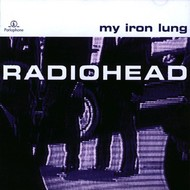 RADIOHEAD - MY IRON LUNG (CD)