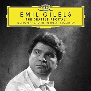 EMIL GILELS - THE SEATTLE REHEARSAL CD