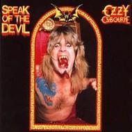 Sony Music,  OZZY OSBOURNE - SPEAK OF THE DEVIL (CD)