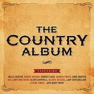 Universal,  THE COUNTRY ALBUM - VARIOUS ARTISTS (2 CD Set)