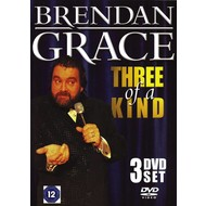 BRENDAN GRACE - THREE OF A KIND (3 DVD Set)