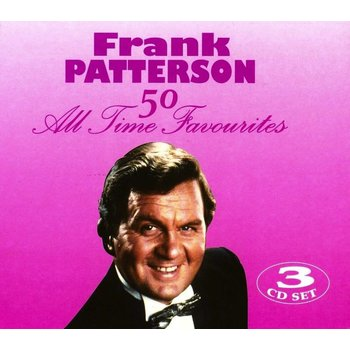 FRANK PATTERSON - 50 ALL TIME FAVOURITES (3 CD Set)