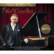PHIL COULTER - TRIPLE CD COLLECTION (3 CD Set)