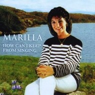 MLM Records,  MARILLA NESS - HOW CAN I KEEP FROM SINGING (CD)