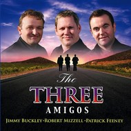 THE THREE AMIGOS - THE THREE AMIGOS (CD)