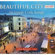 JOHN BENNETT - BEAUTIFUL CITY (CD)