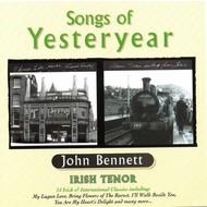 Chart Records,  JOHN BENNETT - SONGS OF YESTERYEAR (CD)