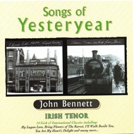 JOHN BENNETT - SONGS OF YESTERYEAR (CD)