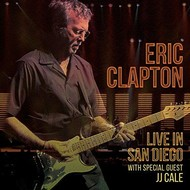 ERIC CLAPTON - LIVE IN SAN DIEGO with special guest JJ CALE (3 Vinyl Set)