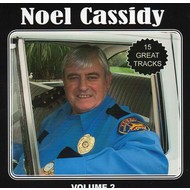 Hopalong Music,  NOEL CASSIDY - VOLUME 2 (CD)