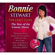 Irish Music,  BONNIE STEWART - THE EARLY YEARS, THE STAR OF THE COUNTY DOWN (2 CD/ 1 DVD SET)