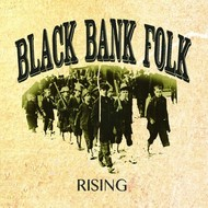 FFS Records,  BLACK BAND FOLK - RISING