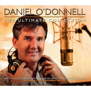 DANIEL O'DONNELL - THE ULTIMATE COLLECTION (2 CD SET)