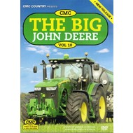 THE BIG JOHN DEERE VOL 10 DVD