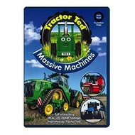 Tractor Ted,  TRACTOR TED MASSIVE MACHINES DVD