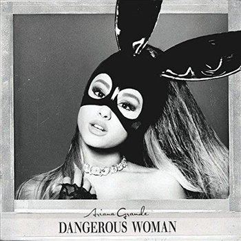 ARIANA GRANDE - DANGEROUS WOMAN (CD)