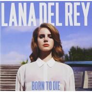 LANA DEL REY - BORN TO DIE (CD).