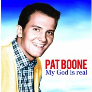 Delta,  PAT BOONE - MY GOD IS REAL