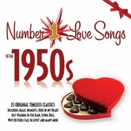 Various Artists - Number 1 Love Songs of the 1950s