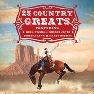 Various Artists - 25 Country Greats
