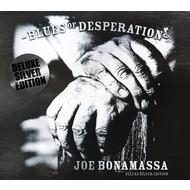 Provogue Records,  Joe Bonamassa - Blues Of Desperation (Ltd Deluxe Silver Edition)