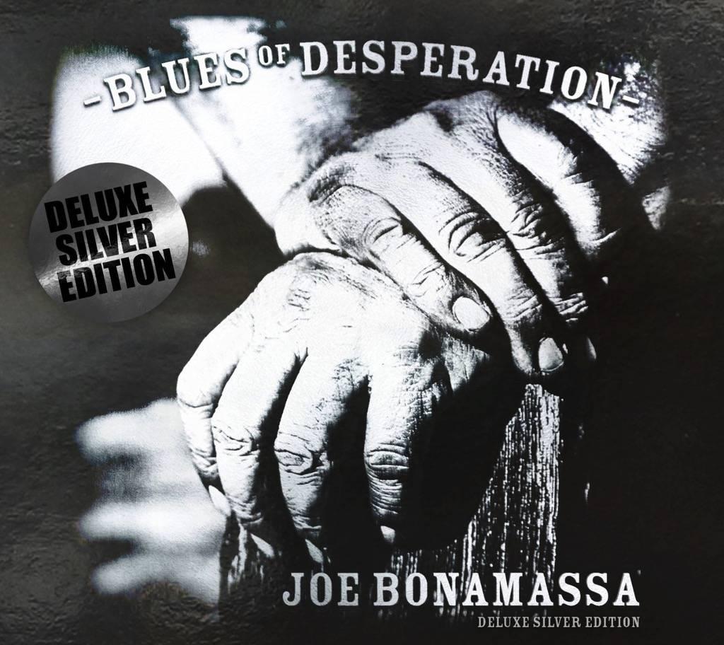 Joe Bonamassa - Blues Of Desperation (Ltd Deluxe Silver Edition ...