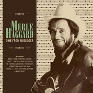 Merle Haggard - Okie from Muskogee (CD)