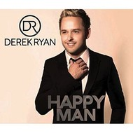 Derek Ryan - Happy Man (CD).
