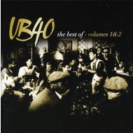 Virgin Emi,  UB40  - THE BEST OF VOLUMES 1 AND 2 (2CD'S)