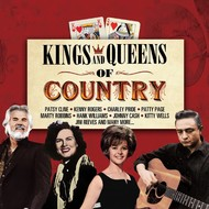 Various Artists - Kings and Queens Of Country (CD)