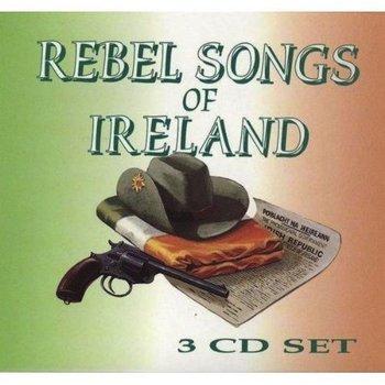 REBEL SONGS OF IRELAND (3 CD SET)