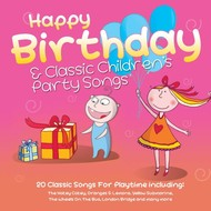 Rhyme 'n' Rhythm - Happy Birthday and Classic Children's Party Songs (CD)...