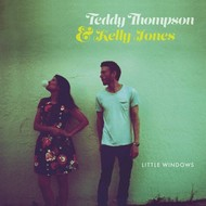 Cooking Vinyl,  Teddy Thompson & Kelly Jones - Little Windows