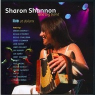 SHARON SHANNON - LIVE AT DOLANS (CD)