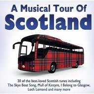 Various Artists - A Musical Tour Of Scotland