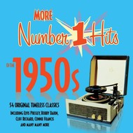 SM Originals,  Various Artists - More Number One Hits of the 1950s