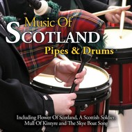SM Originals,  Various Artists - Music of Scotland pipes and Drums