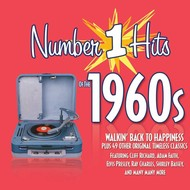 Various Artists - Number 1 Hits of the 60's