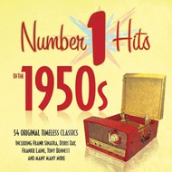 Various Artists - 25 Number 1 Hits of the 50s