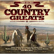 Various Artists - 40 Country Dreats