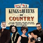 Various Artists - Kings and Queens Of Country (3 CD Set)