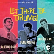 SM Originals,  Max Roach, Gene Krupa, Buddy Rich - Let There Be Drums!