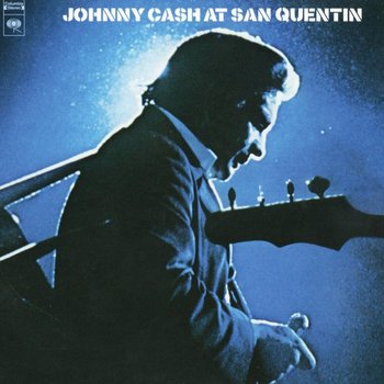 Johnny Cash  - At San Quentin (Vinyl)