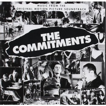 The Commitments OST - Various Artists (CD)