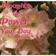 Sol Productions,  Gabrielle Kirby - Thoughts To Power Your Day