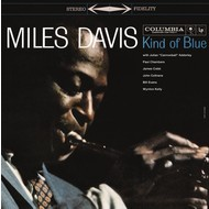 Miles Davis - Kind of Blue (Vinyl LP).
