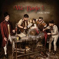 We Banjo 3 - String Theory (CD)
